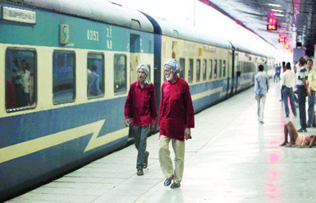 दिल्ली-चंडीगढ़ के बीच सेमी हाईस्पीड ट्रेन जल्द, गति 200 किमी