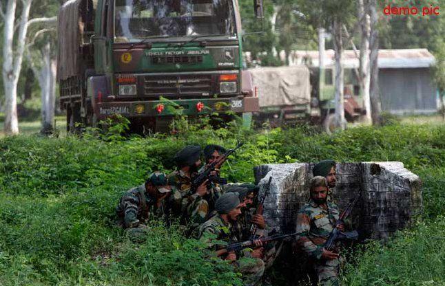 PLFI उग्रवादियों के खिलाफ रांची और खूंटी सीमा पर अभियान शुरू