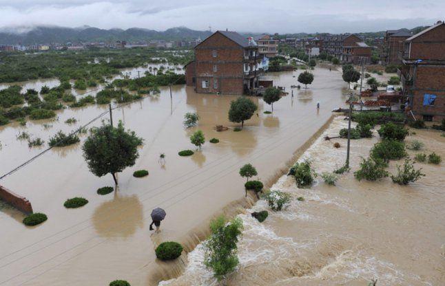 असम में बाढ़ से अब तक 12 की  मौत, 6.5 लाख लोग प्रभावित
