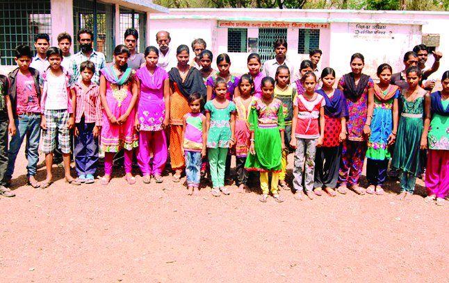 गोबरहेला समेत 8 गांवों में आज से हाईस्कूल शुरू