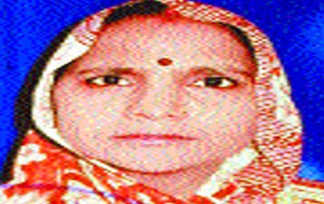 दुर्घटना में महिला पार्षद की मौत