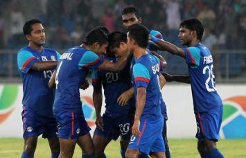 पौने दो लाख की आबादी वाले देश से हारी भारतीय फुटबॉलटीम