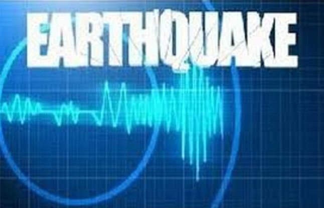 एक बार फिर देश में महसूस किए गए भूकंप के झटके