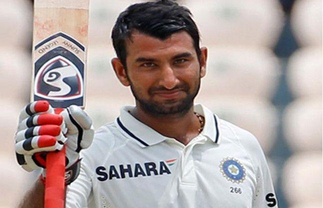 पुजारा ने तोड़ा द्रविड़ का 12 साल पुराना रिकॉर्ड, बने 500 गेंद खेलने वाले पहले भारतीय