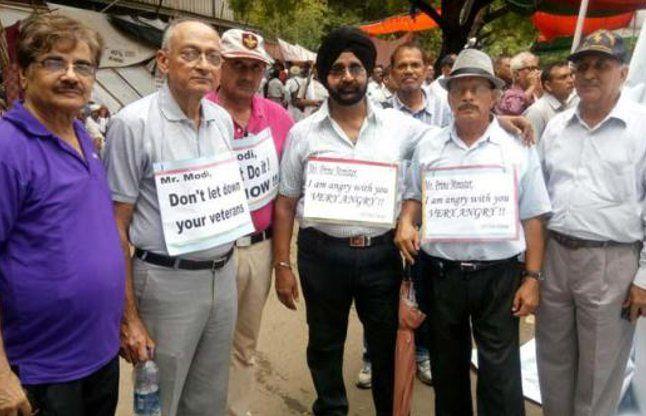 """15 अगस्त को """"वन रैंक वन पेंशन"""" की घोषणा कर सकते हैं PM मोदी"""