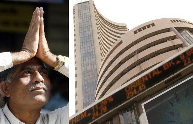 भारतीय शेयर बाजार में सुधार, सेंसेक्स 290 अंक बढ़कर हुआ बंद