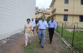 दो दिन तक खंगालती रही आयोग की टीम, अहम दस्तावेजों के साथ दिल्ली वापस