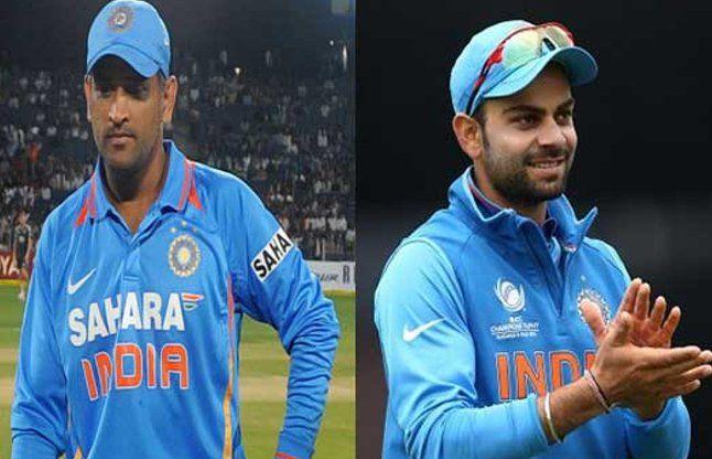 टीम इंडिया की हार के बाद ट्रेंड में आए धोनी, कोहली की हुई अलोचना