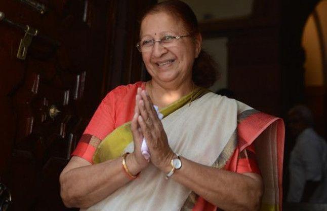 केंद्र और राज्य के बीच है सास-बहू का रिश्ता: सुमित्रा महाजन