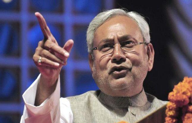 नीतीश का मोदी पर पलटवार, BJP को बताया 'बड़का झूठा पार्टी'