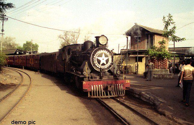 हेरिटेज : दुनिया की सबसे लंबी नैरोगेज ट्रेन - जोड़ती है 250 गांवों को