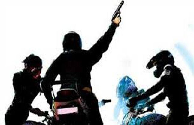 सर्राफा लूटकांड: सात लाख की ज्वैलरी सहित चार लुटेरे गिरफ्तार