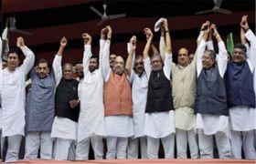 अमित शाह समेत दर्जन भर केन्द्रीय मंत्री बिहार में