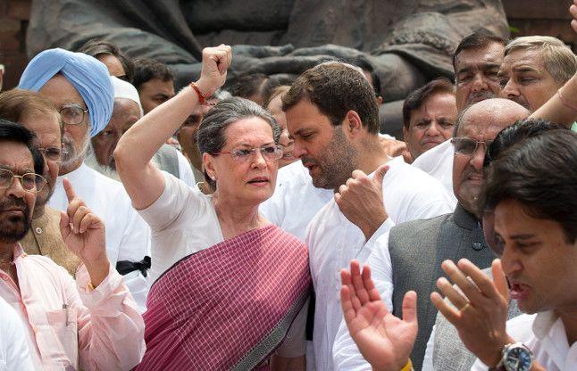 राहुल का पीएम मोदी पर वार, कहा- किसान की दो मां होती है