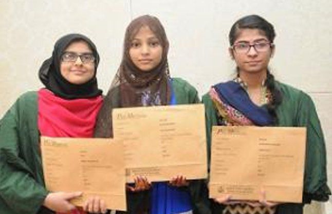 पाकिस्तान में हिंदू छात्रा ने एग्जाम में किया टॉप