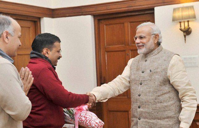 PM मोदी दिल्ली सरकार के कामकाज में सहयोग करें: केजरीवाल