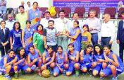 14वां ऑल इंडिया सीआरआई बास्केटबॉल टूर्नामेंट, छत्तीसगढ़ ने जीता खिताब