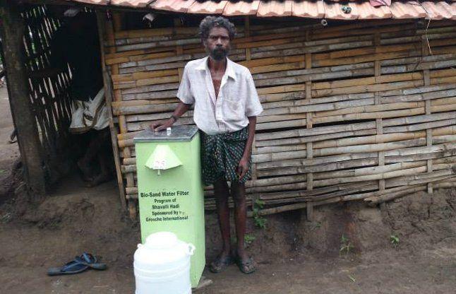 महज 3000 रुपए में ये तकनीक भारत के लोगों को देगी स्वच्छ पानी