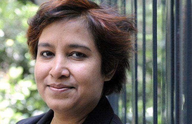 विवादित लेखिका तस्लीमा के वीजा की अवधि एक साल बढ़ी