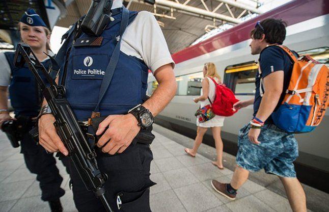 यूरोप ट्रेन हमला: आईएस के लिए जंग लड़ चुका है आतंकी