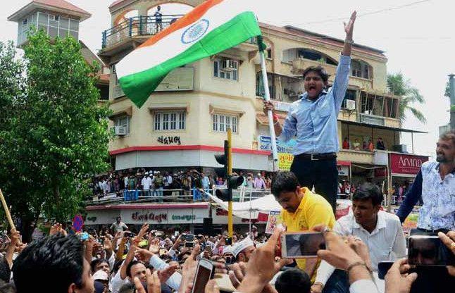 दिल्ली पहुंचे हार्दिक पटेल बोले,देश भर में करेंगे आंदोलन