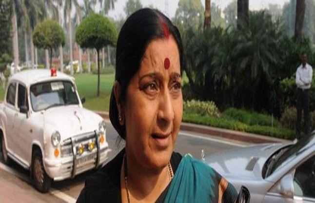 आईएसआईएस की कैद में सभी 39 भारतीय जिंदा: सुषमा स्वराज