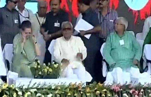 लालू का PM मोदी पर वार, BJP को कहा- 'भारत जलाओ पार्टी'