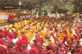 बोधगया में होने वाली 34 वीं कालचक्र पूजा स्थगित