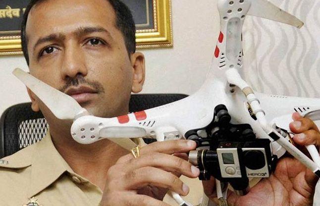 इंटेलिजेंस को शकः भारत पर ड्रोन हमले की फिराक में पाक आतंकी