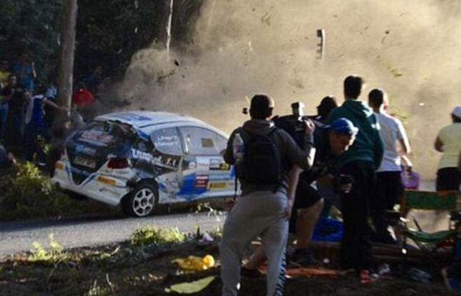 स्पेन: बेकाबू कार का कहर, 2 गर्भवती महिलाओं समेत 6 की मौत