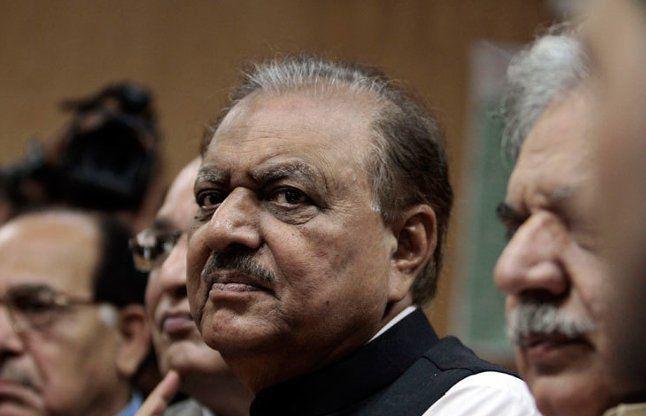 पाक राष्ट्रपति ने कहा- अपने से तीन गुना बड़ी भारतीय सेना को हराया