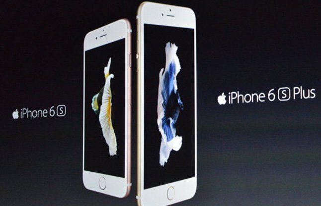 एप्पल iPhone 6S और 6S प्लस लॉन्च, शानदार हैं फीचर्स