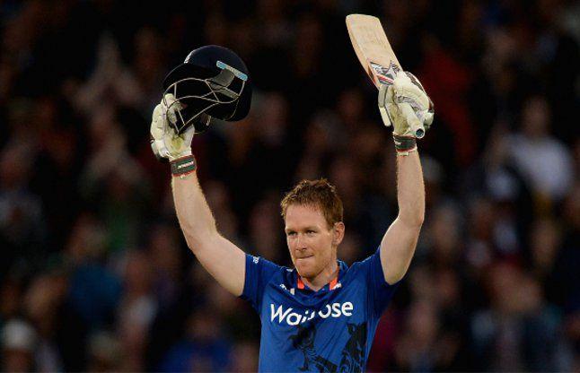 मोर्गन के शतक से इंग्लैंड ने वेस्टइंडीज को दी मात