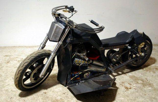 पेट्रोल की टेंशन लेना छोडिए, हवा से चलेगी ये तूफानी बाइक!