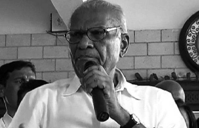 पकड़ा गया वरिष्ठ कम्युनिस्ट नेता पानसरे का हत्यारा