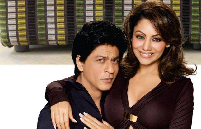 Shahrukh Khan Thanks Gauri Khan Love For 32 Years Of Patience ...