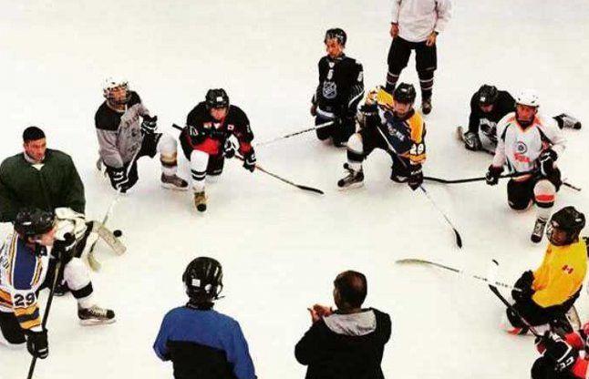 पहली बार कनाडा दौरे पर जाएगी भारतीय आईस हॉकी टीम