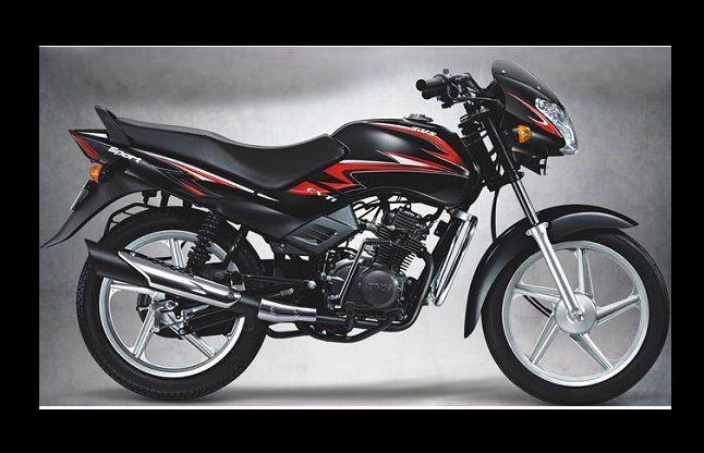 Tvs Sport Gives 95 Kmpl Mileage Bike News In Hindi 1 ल टर