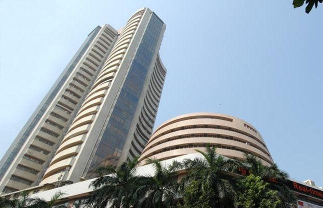 शेयर बाजारों में गिरावट, सेंसेक्स 109 अंक नीचे