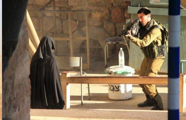 इजरायलः मुस्लिम लड़की पर हमले का आरोप लगा सेना ने मारी गोली