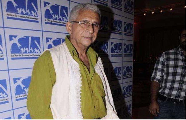मेरे लिए पुरस्कार का कोई मतलब नहीं, इसे नहीं लौटा रहाः नसीरुद्दीन