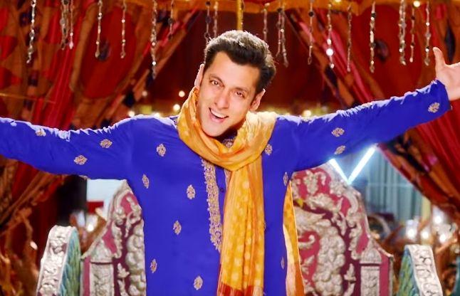 """मेरी पिछली रोमांटिक फिल्मों से बेहतर है """"प्रेम रतन..."""": सलमान"""