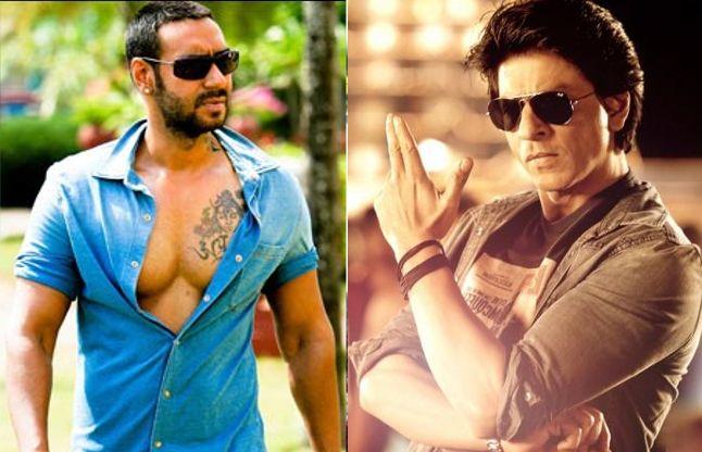 शाहरूख और अजय को लेकर 'गोलमाल-4' बनायेंगे रोहित शेट्टी!