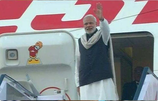 3 दिवसीय UK दौरे पर रवाना हुए PM मोदी, ब्रिटिश संसद में देंगे भाषण