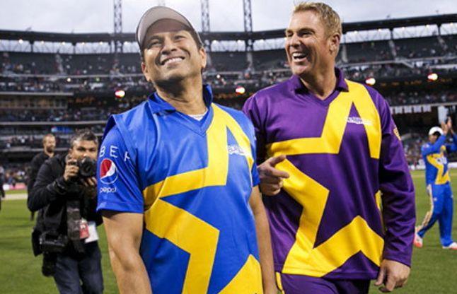 Cricket All Sars: चमके संगाकारा, दूसरी बार हारा सचिन ब्लास्टर्स