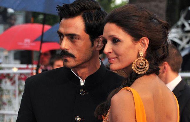 पत्नी मेहर से तलाक की अफवाह पर अर्जुन रामपाल ने ऐसे दिया जवाब