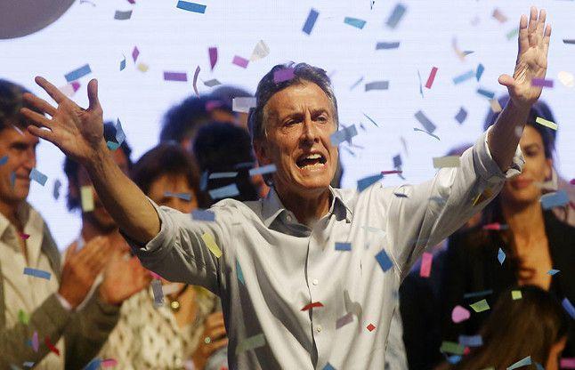 अर्जेंटीना में मॉरिसियो माकरी ने जीता राष्ट्रपति चुनाव