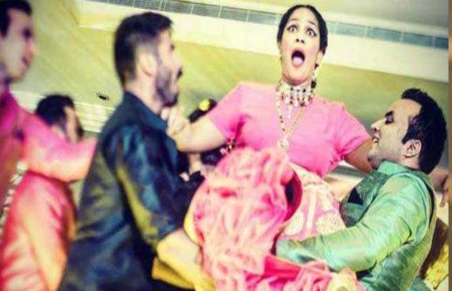फैशन डिजाइनर मसाबा की शादी में खूब नाचे शाहिद-मीरा, देखें वीडियो