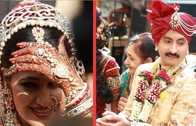 'तारक मेहता...' की दया भाभी ने गुजराती बिजनेसमैन से रचाई शादी