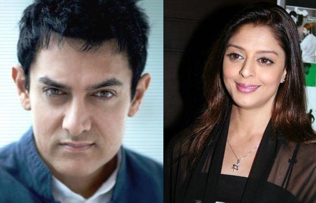 आमिर के बयान पर बोली नगमा- देश पर कौन सा पहाड़ टूट गया